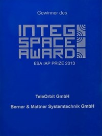 INTEG SPACE AWARD