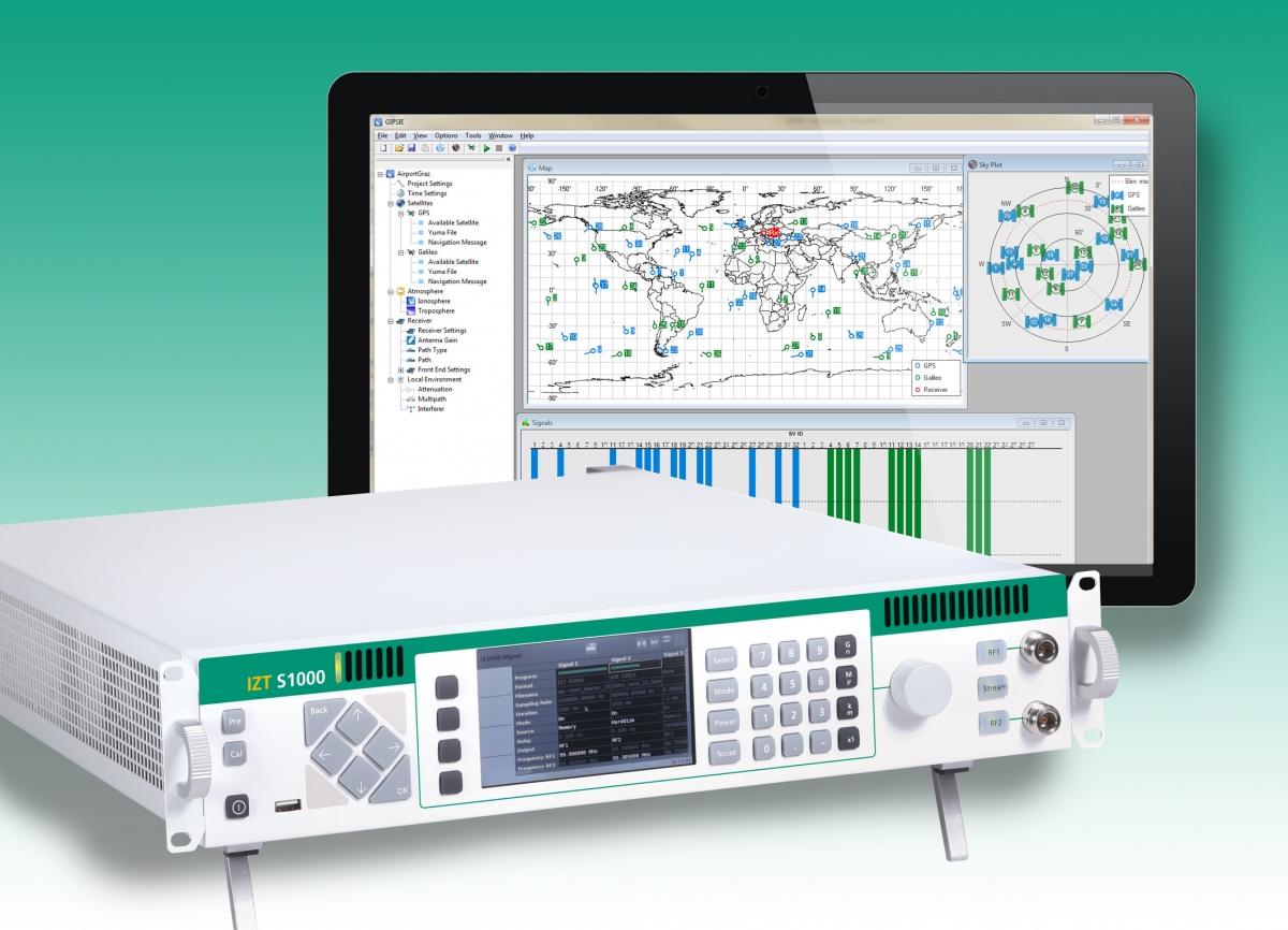 S1000 GNSS