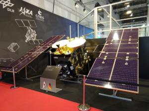 ESA/JAXA mission to asteroid Ryugu; orbiter Hayabusa-2