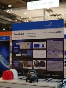 TeleOrbit booth